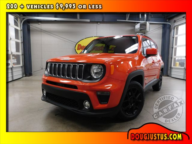 2019 Jeep Renegade Latitude in Airport Motor Mile ( Metro Knoxville ), TN 37777