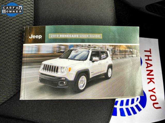 2019 Jeep Renegade Altitude Madison, NC 34