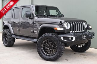 2019 Lifted Jeep Wrangler Unlimited Sahara | Arlington, TX | Lone Star Auto Brokers, LLC-[ 2 ]