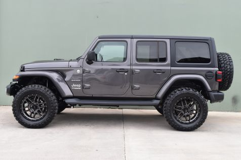 2019 Lifted Jeep Wrangler Unlimited Sahara | Arlington, TX | Lone Star Auto Brokers, LLC in Arlington, TX