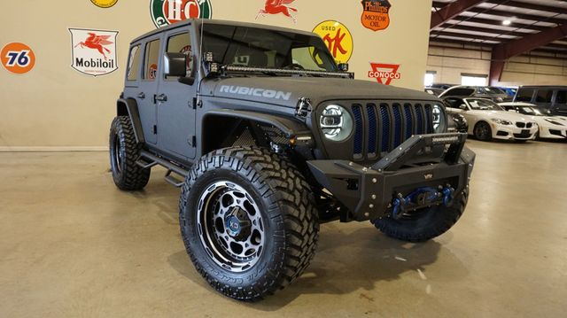 2019 Jeep Wrangler JL Unlimited Rubicon 4X4 DUPONT KEVLAR,LIFTED,LTH,LED'S