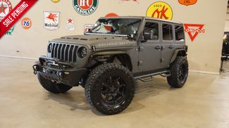 2019 Jeep Wrangler JL Unlimited Rubicon 4X4 DUPONT KEVLAR,LIFT,LED'S,NAV in Carrollton, TX 75006