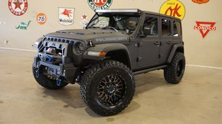 2019 Jeep Wrangler JL Unlimited Rubicon 4X4 DUPONT KEVLAR,LIFT,LED'S,NAV,LTH in Carrollton, TX 75006