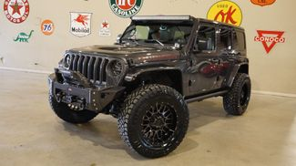 2019 Jeep Wrangler JL Unlimited Rubicon 4X4 LIFTED,LED'S,NAV,HTD LTH,XD WHLS in Carrollton, TX 75006