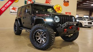 2019 Jeep Wrangler JL Unlimited Rubicon 4X4 LIFTED,LED'S,NAV,HTD LTH,FUEL WHLS in Carrollton, TX 75006