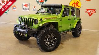 2019 Jeep Wrangler JL Unlimited Rubicon 4X4 LIFTED,LED'S,NAV,HTD LTH,20'S in Carrollton, TX 75006
