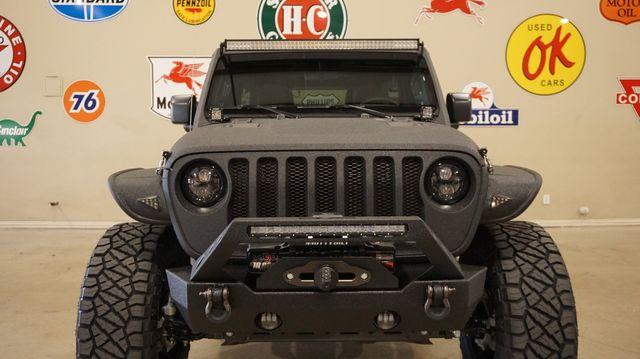 2019 Jeep Wrangler JL Unlimited Sport 4X4 DUPONT KEVLAR,LIFTED,LED'S,FUEL WHLS