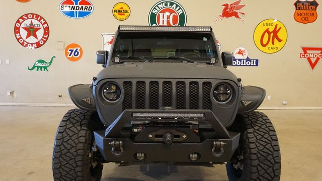 2019 Jeep Wrangler JL Unlimited Sport 4X4 DUPONT KEVLAR,LIFTED,LED'S,FUEL WHLS