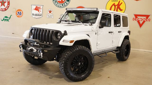 2019 Jeep Wrangler JL Unlimited Sport 4X4 CUSTOM,LIFTED,LED'S,FUEL WHLS in Carrollton, TX 75006