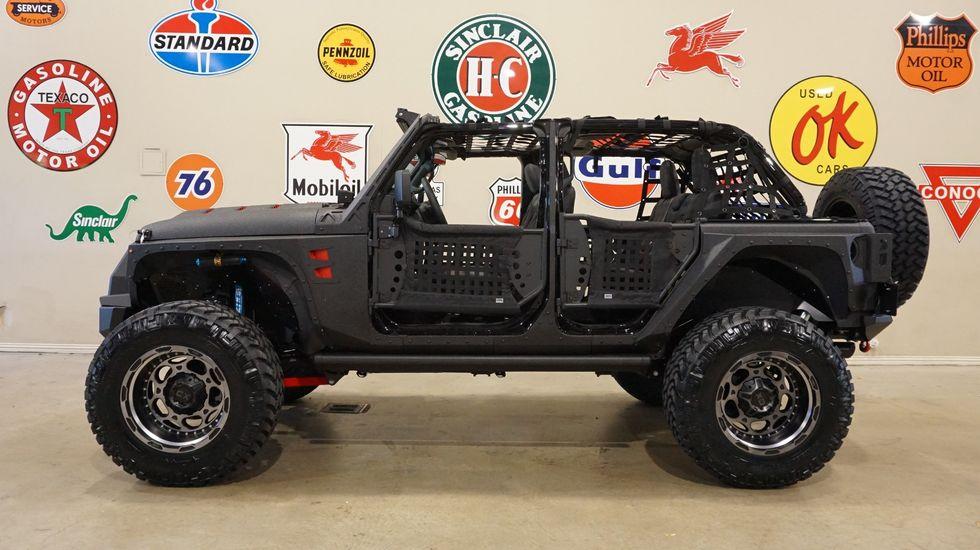 2019 Jeep Wrangler JL Unlimited Sport 4X4 FMJ,DUPONT KEVLAR
