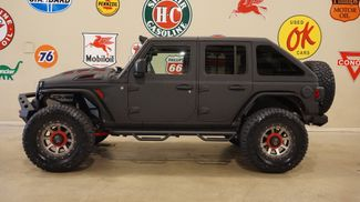 2019 Jeep Wrangler JL Unlimited Sport 4X4 DUPONT KEVLAR,SLANT BACK,LIFT,LED'S in Carrollton, TX 75006