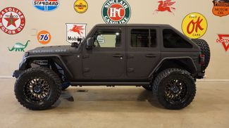 2019 Jeep Wrangler JL Unlimited Rubicon 4X4 DUPONT KEVLAR,SLANT BACK,LIFT,LED'S in Carrollton, TX 75006