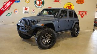 2019 Jeep Wrangler JL Unlimited Rubicon 4X4 DUPONT KEVLAR,SLANT TOP,LIFT,LED'S in Carrollton, TX 75006