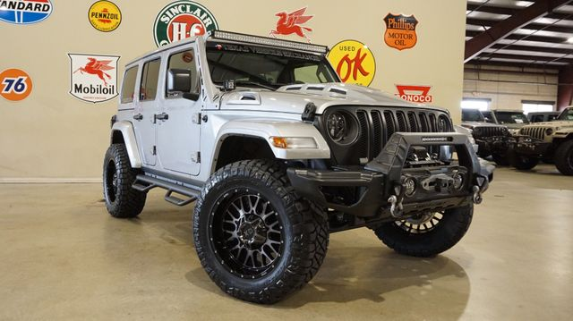 2019 Jeep Wrangler JL Unlimited Sport 4X4 CUSTOM,LIFTED,LED'S,XD WHLS