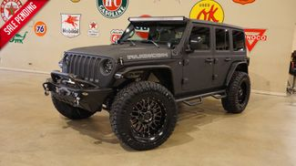 2019 Jeep Wrangler JL Unlimited Rubicon 4X4 DUPONT KEVLAR,LIFT,LED'S,NAV in Carrollton, TX 75006