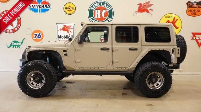 2019 Jeep Wrangler JL Unlimited Sport 4X4 FMJ,DUPONT KEVLAR,LIFTED,LED'S in Carrollton, TX 75006