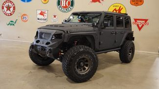 2019 Jeep Wrangler JL Unlimited Rubicon 4X4 FMJ,SKY TOP,TURBO KIT,LIFTED in Carrollton, TX 75006