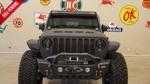 2019 Jeep Wrangler JL Unlimited Sport 4X4 DUPONT KEVLAR,LIFTED,LED'S,FUEL WHLS in Carrollton, TX 75006