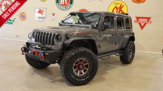 2019 Jeep Wrangler JL Unlimited Rubicon 4X4 SKY TOP,LIFTED,LED'S,XD WHLS in Carrollton, TX 75006