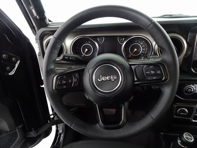 2019 Jeep Wrangler Unlimited Sport LIFT/CUSTOM WHEELS AND TIRES in McKinney, Texas 75070