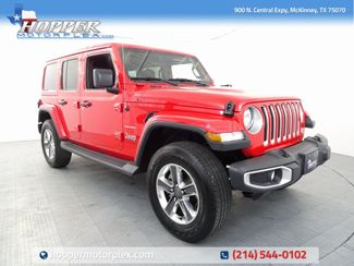 2019 Jeep Wrangler Unlimited Sahara in McKinney, Texas 75070