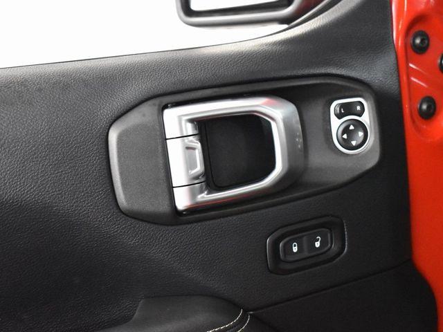 2019 Jeep Wrangler Unlimited Sahara NEW CUSTOM LIFT/WHEELS AND TIRES in McKinney, Texas 75070