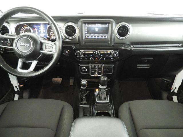 2019 Jeep Wrangler Unlimited Sahara in McKinney, Texas 75070