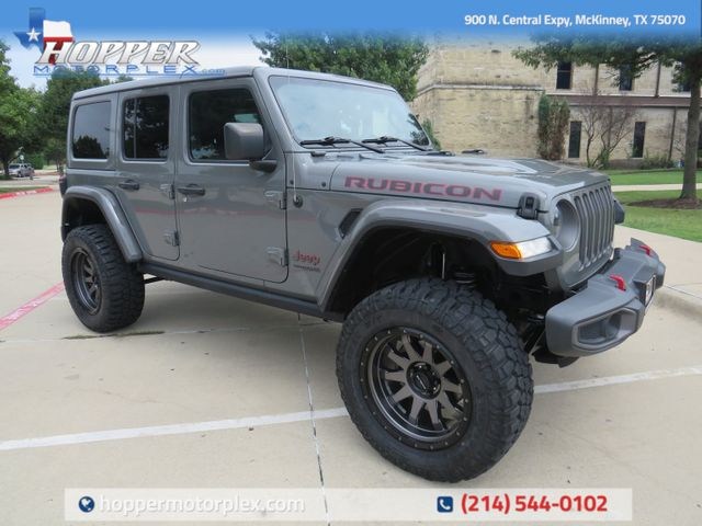 2019 Jeep Wrangler Unlimited Rubicon NEW LIFT/CUSTOM WHEELS AND TIRES