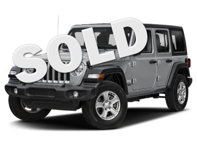 2019 Jeep Wrangler Unlimited Sahara in Albuquerque, New Mexico 87109