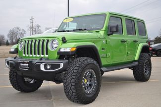 2019 Jeep Wrangler Unlimited Sahara in Bettendorf/Davenport, Iowa 52722