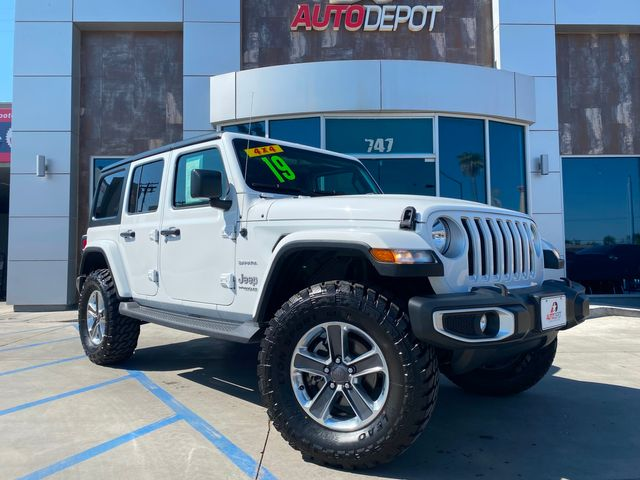 2019 Jeep Wrangler Unlimited Sahara in Calexico, CA 92231