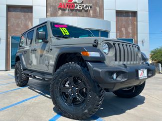2019 Jeep Wrangler Unlimited Sport S in Calexico, CA 92231
