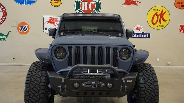 2019 Jeep Wrangler Unlimited Sport 4X4 DUPONT KEVLAR,LIFTED,LED'S,FUEL WHLS in Carrollton, TX 75006