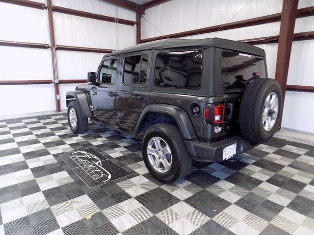 2019 Jeep Wrangler Unlimited Sport S in Gonzales, Louisiana 70737