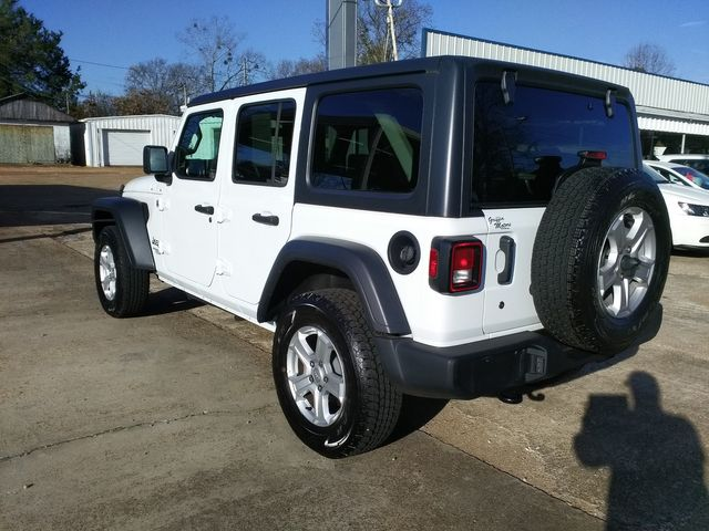 2019 Jeep Wrangler Unlimited Sport S Houston, Mississippi 5