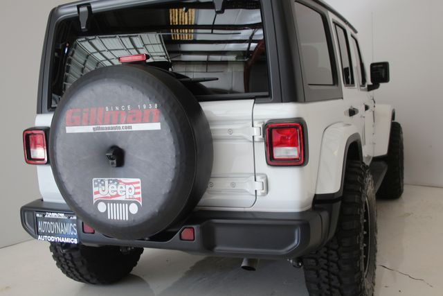 2019 Jeep Wrangler Unlimited Sahara Houston, Texas 10