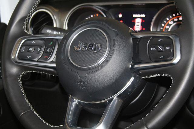 2019 Jeep Wrangler Unlimited Sahara Houston, Texas 20