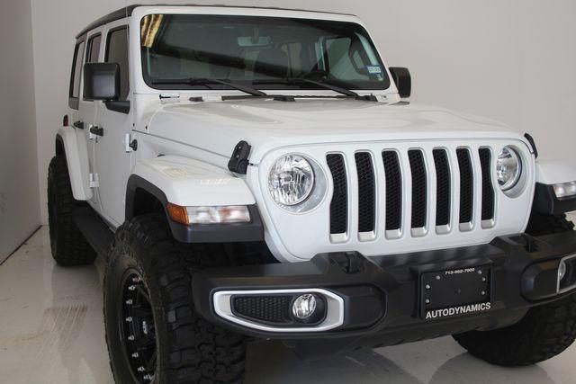 2019 Jeep Wrangler Unlimited Sahara Houston, Texas 4
