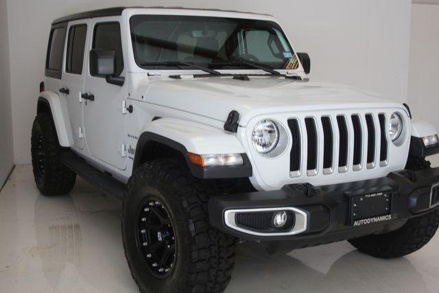 2019 Jeep Wrangler Unlimited Sahara Houston, Texas 5