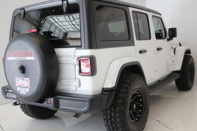 2019 Jeep Wrangler Unlimited Sahara Houston, Texas 9