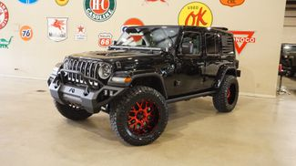 2019 Jeep Wrangler Unlimited JL Sahara 4X4 SKY TOP,LIFTED,BUMPERS,LED'S in Carrollton, TX 75006
