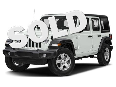 2019 Jeep Wrangler Unlimited Sport S in Lake Charles, Louisiana