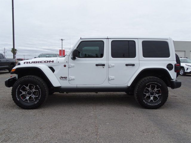 2019 Jeep Wrangler Unlimited Rubicon in Marble Falls, TX 78654