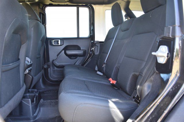 2019 Jeep Wrangler Unlimited Sport S in Marble Falls, TX 78654