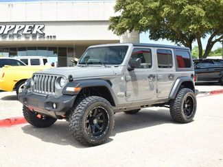 2019 Jeep Wrangler Unlimited Sport S in McKinney, TX 75070