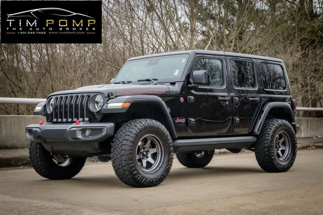 2019 Jeep Wrangler Unlimited Rubicon in Memphis, Tennessee 38115