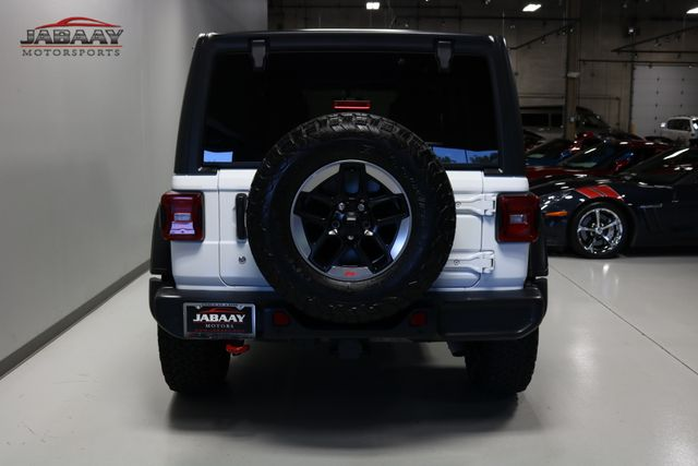 2019 Jeep Wrangler Unlimited Rubicon Merrillville, Indiana 3