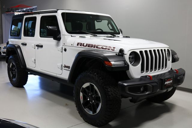 2019 Jeep Wrangler Unlimited Rubicon Merrillville, Indiana 6