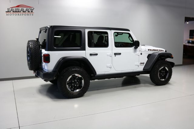 2019 Jeep Wrangler Unlimited Rubicon Merrillville, Indiana 42