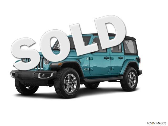 2019 Jeep Wrangler Unlimited Sahara Minden, LA